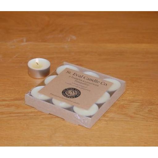 St Eval Candle Company - Tranquility Tea Lights