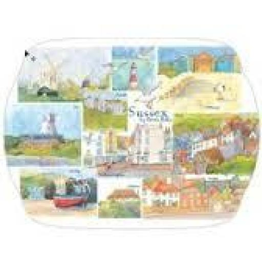 Emma Ball Sussex Medium Tray