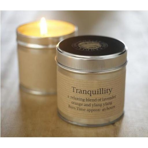 St Eval Candle Company - Tranquility Tin