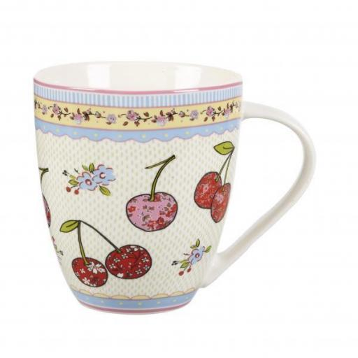 Chettle Cherries Crush Mug